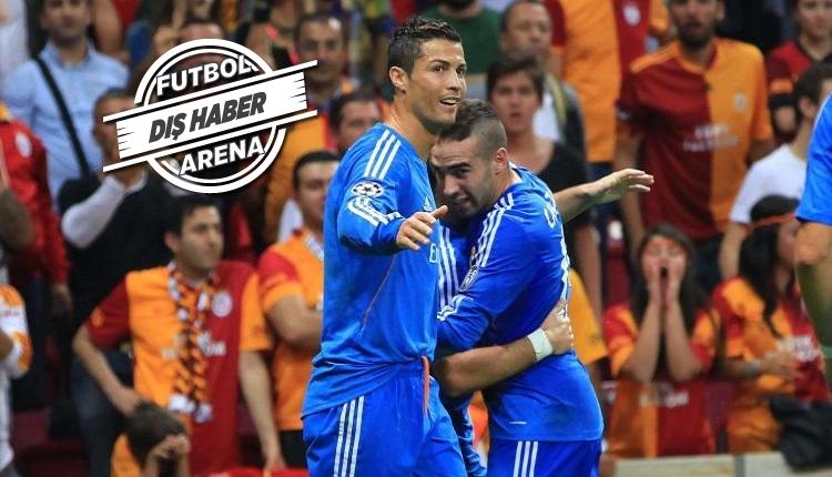 Ronaldo: 'Galatasaray ile oynadığımız günü unutmadım!'