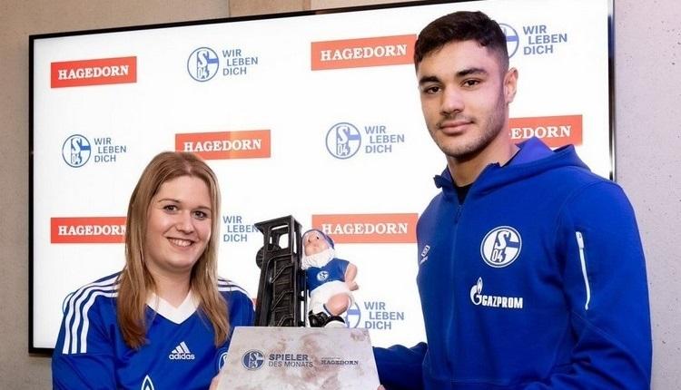 Schalke'de Ozan Kabak fırtınası! Ayın futbolcusu seçildi