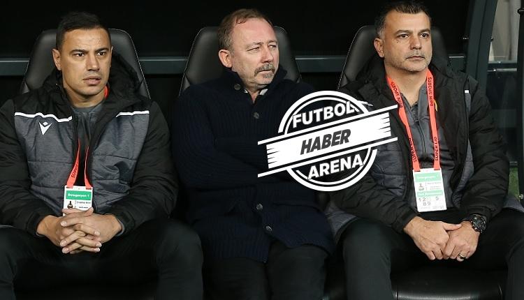 Sergen Yalçın'dan maç sonu Beşiktaş taraftarına mesaj