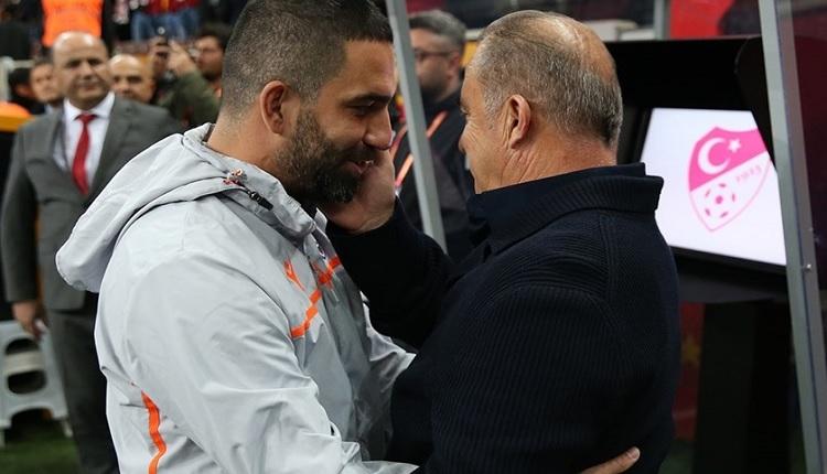Son dakika! Fatih Terim: 'Arda Turan futbolu Galatasaray'da bırakmalı'