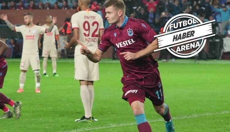 Sörloth'un Galatasaray'a golü! Son 5 yılda en iyi ikinci sezonu