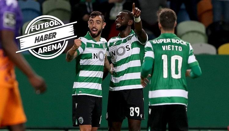 Sporting Lizbon'u tanıyalım! En tehlikeli ismi