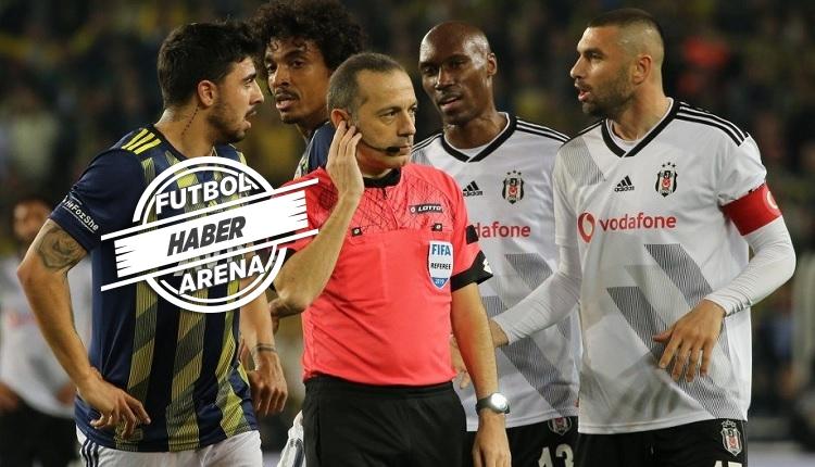 Süper Lig'in en çok kart gören takımları! Zirvede Beşiktaş