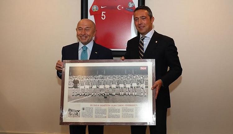 TFF'den Ali Koç ve Semih Özsoy açıklaması!