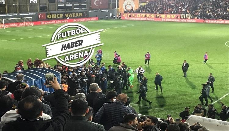 Tuzlaspor - Galatasaray maçının PFDK raporu açıklandı
