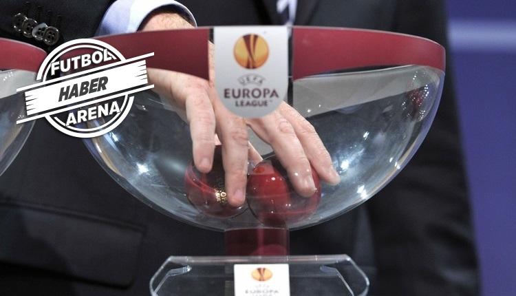 UEFA Avrupa Ligi kura çekimi ne zaman? Başakşehir'in rakibi
