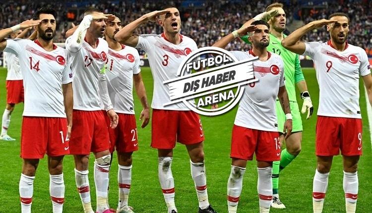 UEFA'dan asker selamı için Türkiye'ye para cezası iddiası