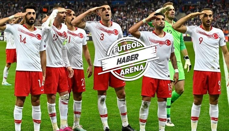 UEFA'dan asker selamı kararı! Ceza çıkmadı