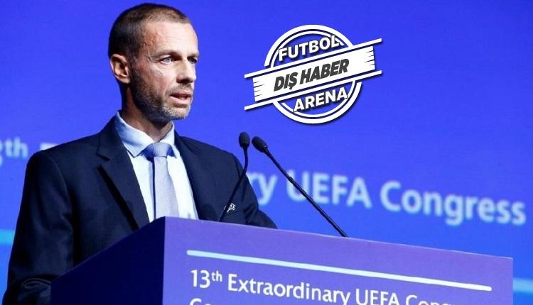 UEFA'dan flaş VAR açıklaması: