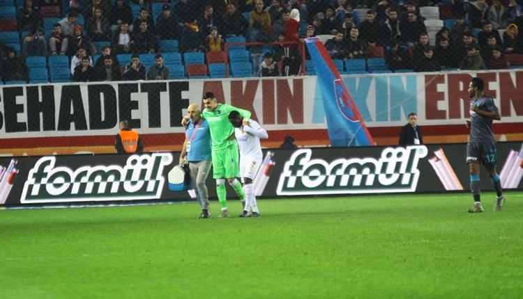 Uğurcan Çakır'ın sakatlığı ciddi mi? Trabzonspor'dan açıklama