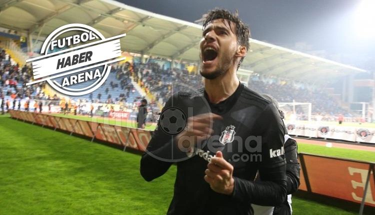 Umut Nayir, Beşiktaş taraftarını coşturdu! 7 maçta 4 gol