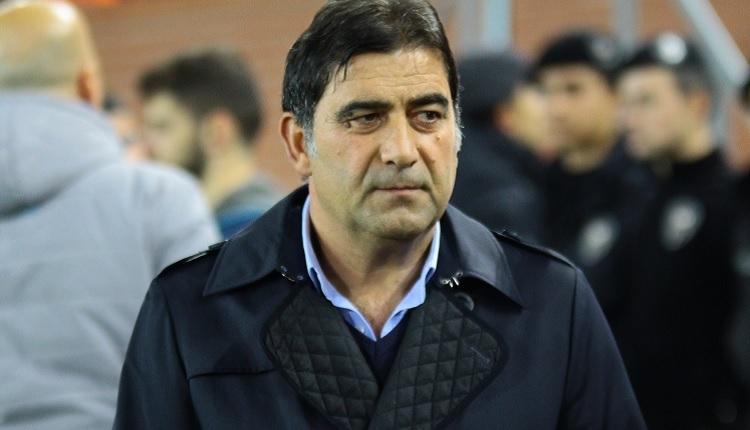 Ünal Karaman Denizlispor mağlubiyeti sonrası açıklamalar