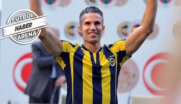 Van Persie Fenerbahçe - Beşiktaş derbisi için Kadıköy'de
