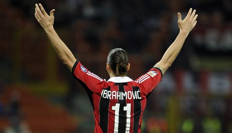 Zlatan İbrahimovic'in Milan'a transferi resmen açıklandı