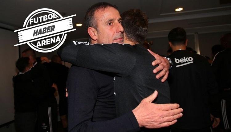Abdullah Avcı'dan Beşiktaş'a veda!