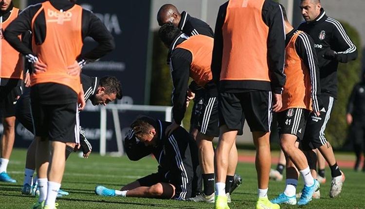 Adem Ljajic'in sakatlığı ciddi mi? Beşiktaş'tan açıklama
