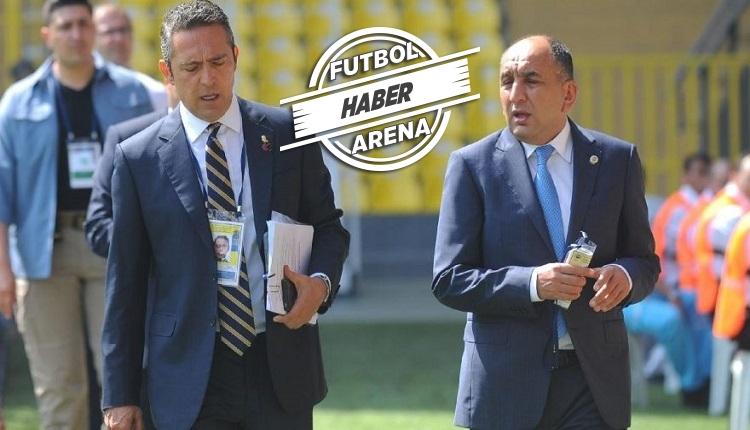 Ali Koç yurt dışında! Fenerbahçe'de transfer mesaisi