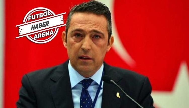 Ali Koç'tan flaş açıklama: 'Şu anda transfer yapamıyoruz!'