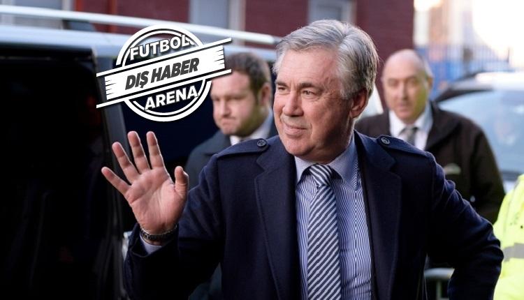 Ancelotti'den Cenk Tosun'a övgüler: 'Kral!'