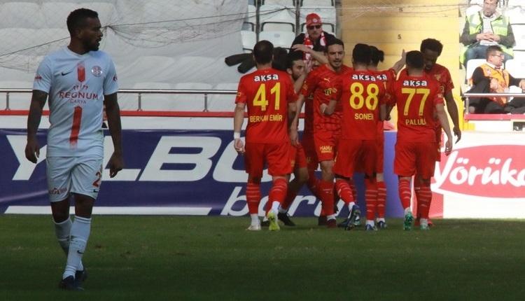 Antalyaspor 0-3 Göztepe maç özeti ve golleri İZLE