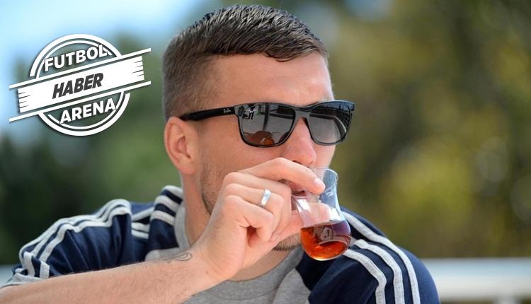 Antalyaspor, Lukas Podolski transferini açıkladı