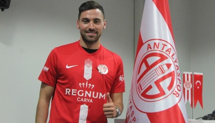 Antalyaspor, Sinan Gümüş transferini duyurdu