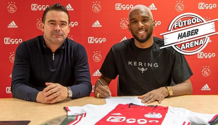Babel resmen Ajax'ta! Galatasaray FFP'de artıya geçti