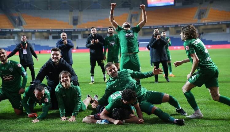 Başakşehir'e şok! Kırklarelispor, Türkiye Kupası'nda çeyrek finalde