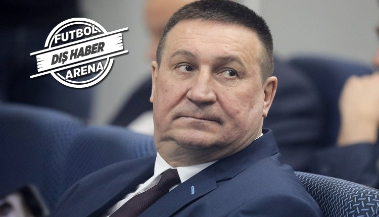 Belarus'ta şike operasyonu! 15 futbolcunun ismi açıklandı