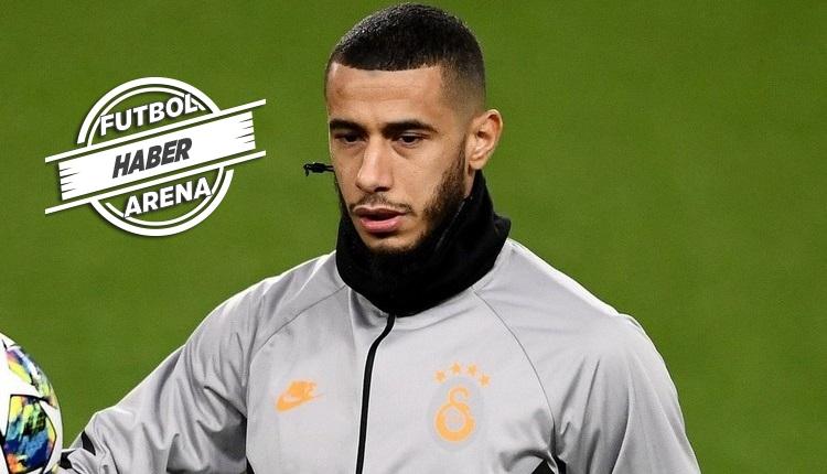 GS Transfer: Belhanda'nın transfer için şartı