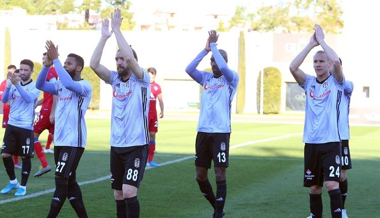 Beşiktaş 2-2 Altınordu hazırlık maç özeti ve golleri izle