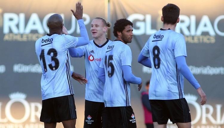 Beşiktaş Altınordu hazırlık maçı canlı İZLE (Beşiktaş Youtube canlı yayın)