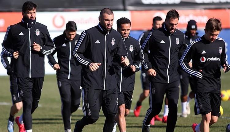 Beşiktaş'ın Göztepe maçı kadrosu! 4 eksik