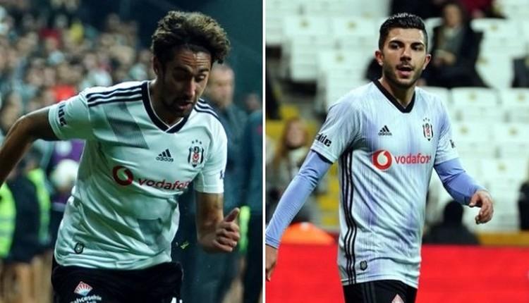 Beşiktaş'ta Orkan Çınar ve Muhayer Oktay kararı
