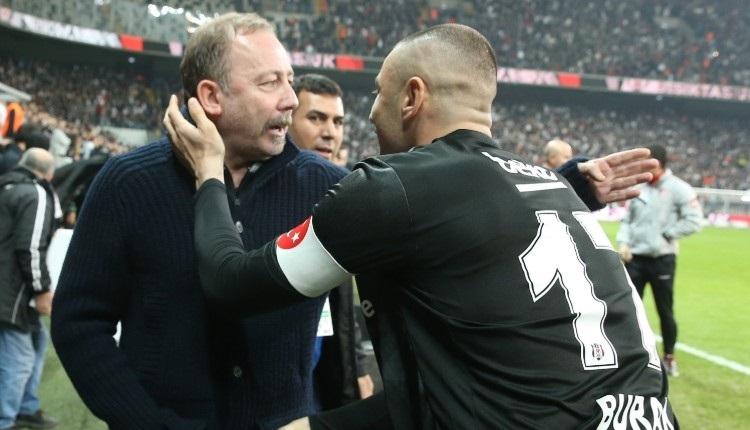 Beşiktaş'ta son dakika! Sergen Yalçın