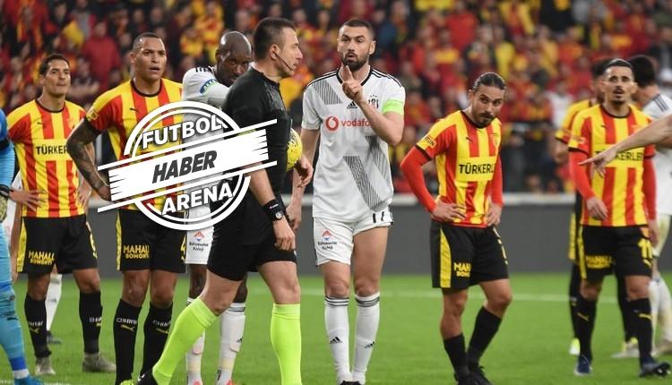 Beşiktaş'tan TFF'ye kural hatası başvurusu