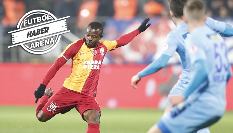Çaykur Rizespor 1-1 Galatasaray maç özeti ve golleri (İZLE)
