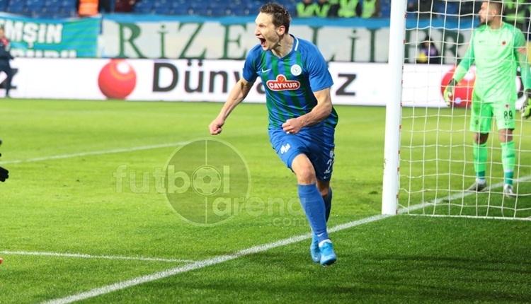 Çaykur Rizespor 2-0 Gençlerbirliği maç özeti ve golleri (İZLE)