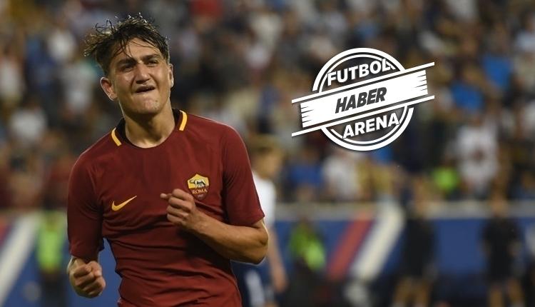 Cengiz Ünder'in Genoa - Roma maçında attığı gol (İZLE)