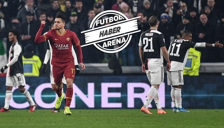 Cengiz Ünder'in Juventus'a attığı müthiş gol (İZLE)