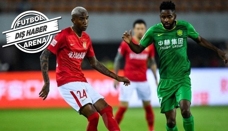 Çin'de ligler süresiz ertelendi! Transferi etkileyecek mi?