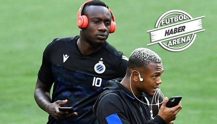 Club Brugge'den Mbaye Diagne kararı! Kampa alınmadı