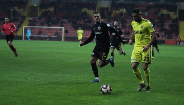 Deniz Türüç, Gaziantep FK maçında oynayacak mı?