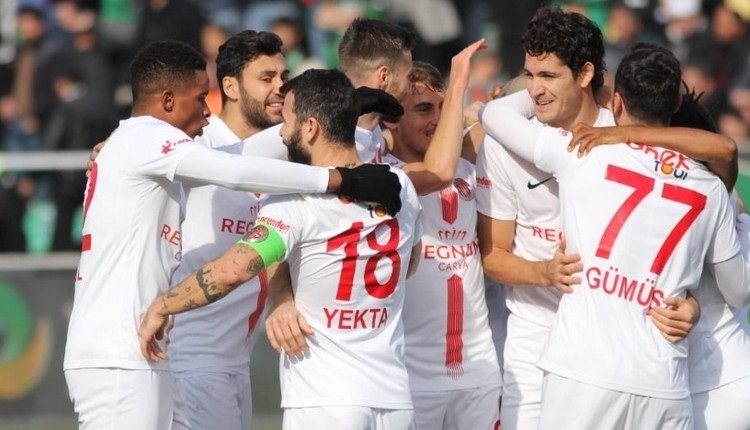 Denizlispor 0-3 Antalyaspor maç özeti ve golleri İZLE
