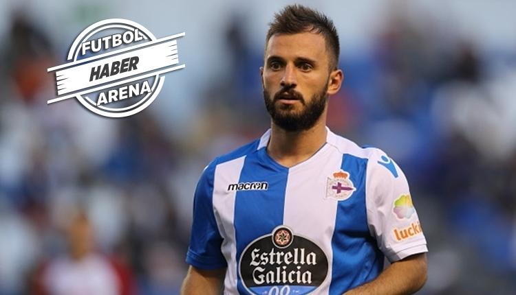 Emre Çolak Deportivo'da golü attı oyundan atıldı (İZLE)