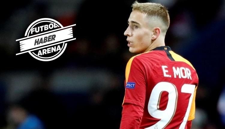Emre Mor'dan Galatasaray hamlesi! Ayrılacak mı?