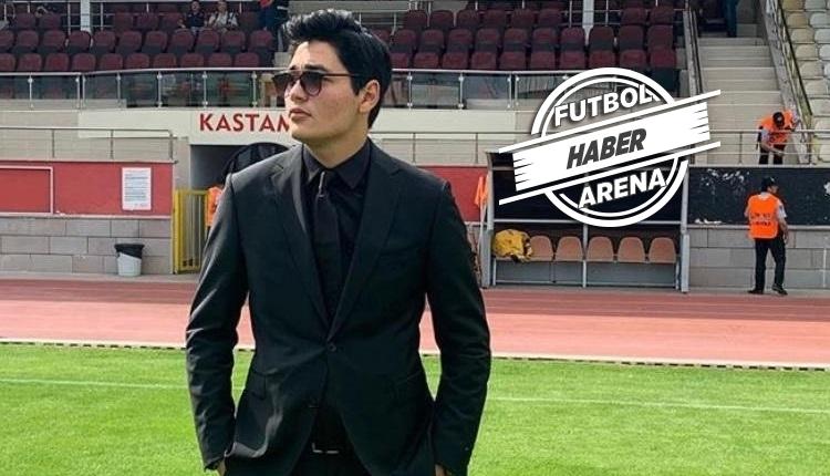 En genç kulüp başkanı! Kastamonuspor'da Enes Ege Aygün aday