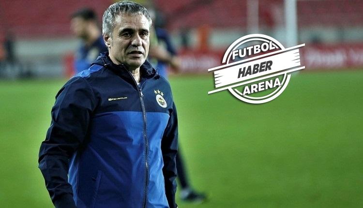 Ersun Yanal, Gaziantep FK - Fenerbahçe maçına gidecek mi?