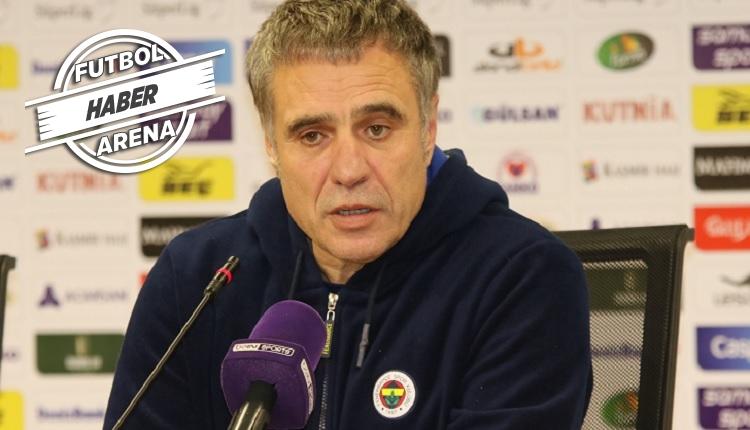 Ersun Yanal'dan Vedat Muriqi cevabı: 'Fenerbahçe tenezzül etmez'