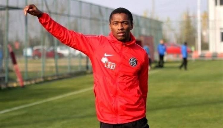 Eskişehirspor'dan Sekidika açıklaması